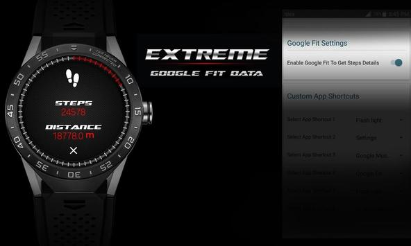Watch Face - Extreme Interactive screenshot 9