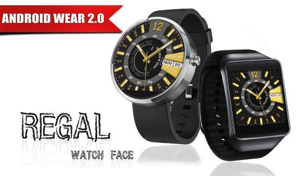 Watch Face - Regal Interactive screenshot 8