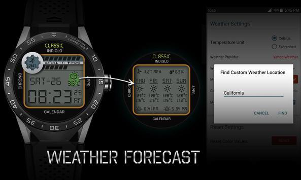 Watch Face - Retro Interactive screenshot 6