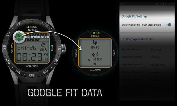 Watch Face - Retro Interactive screenshot 7
