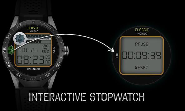 Watch Face - Retro Interactive screenshot 10