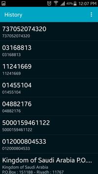 Smart QR Barcode Scanner screenshot 6