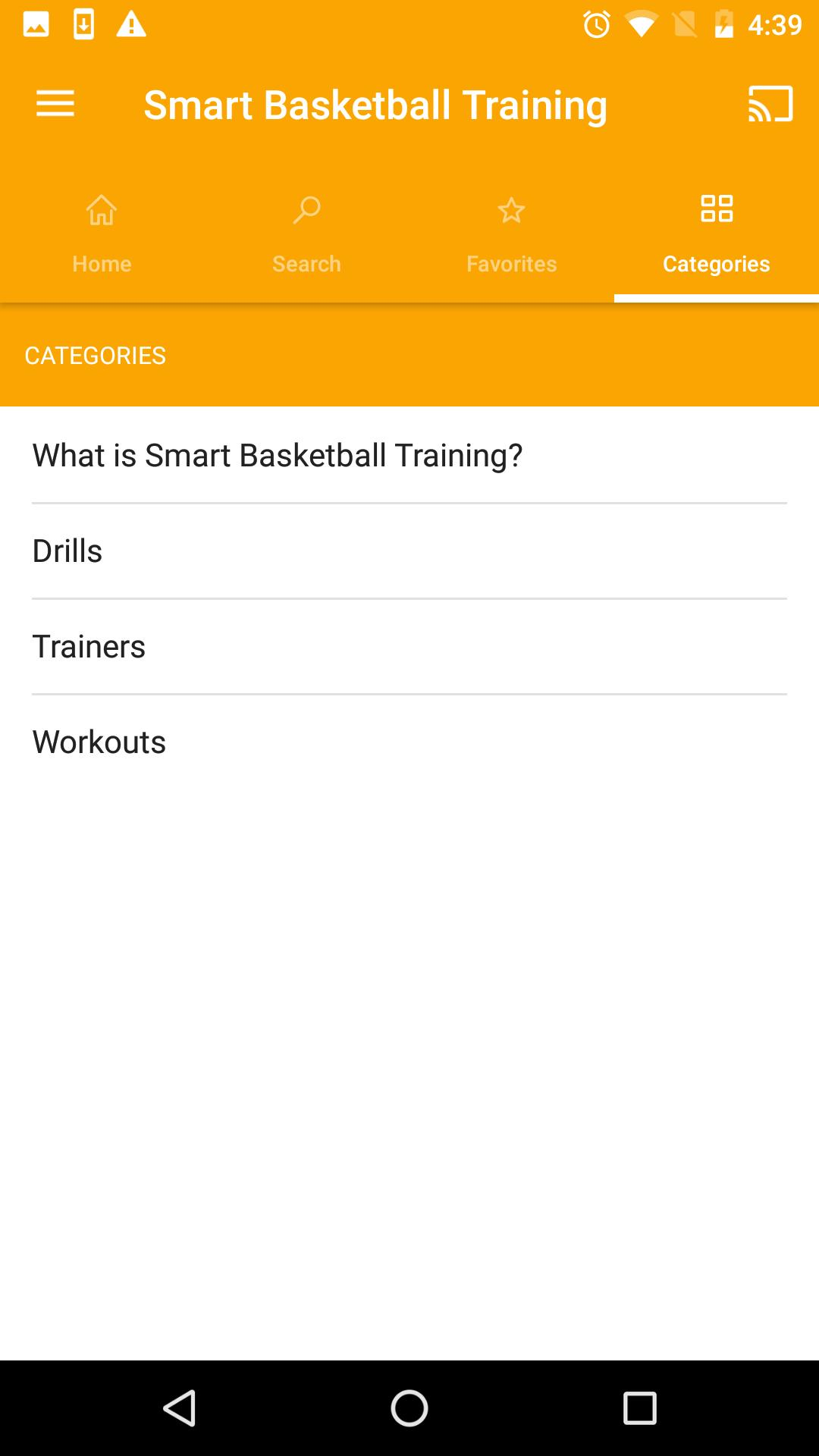 Smart Basketball On Demand poster