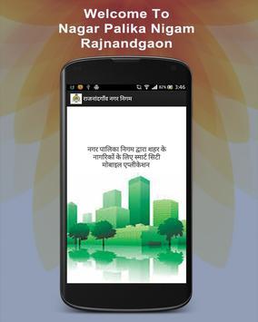 Smart City Rajnandgaon poster