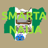 Smarta Naija Tv, Radio & News icon