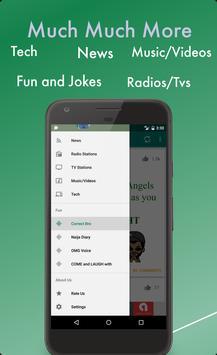 Smarta Naija Tv, Radio & News screenshot 5