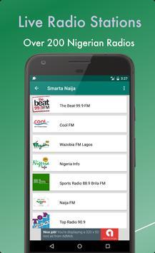 Smarta Naija Tv, Radio & News screenshot 2