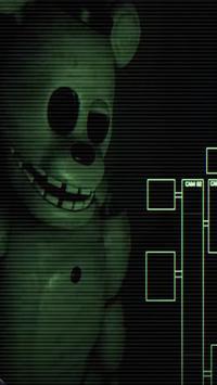Freddy  Fdybear Afraid - Ten nights story 2018 poster