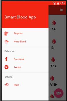 Smart Blood. screenshot 2