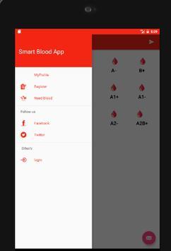 Smart Blood. screenshot 3