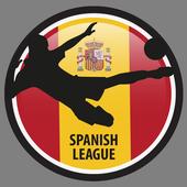 كرة القدم الإسبانية icon