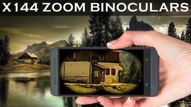High Zoom Binoculars HD Camera(Photos & Video) screenshot 4