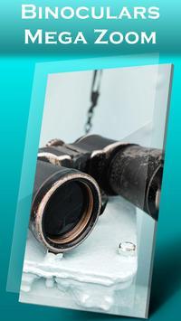High Zoom Binoculars HD Camera(Photos & Video) poster