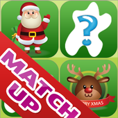 Merry Christmas 2015 Match Up icon