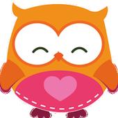 Owl Escape : Cute Bird Escape icon