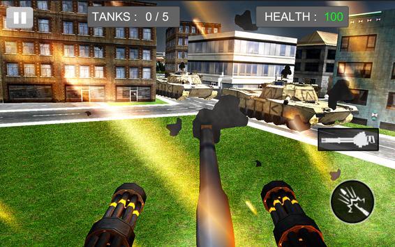 Modern War Battlefield screenshot 6