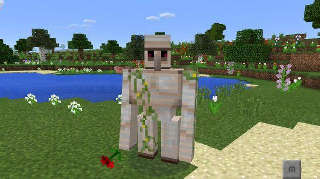 Morph Mod for Minecraft poster