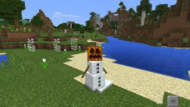 Morph Mod for Minecraft apk screenshot