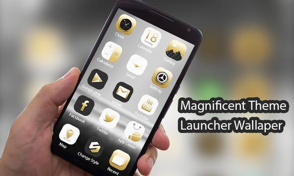 Magnificent Theme Launcher apk screenshot