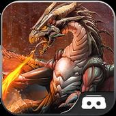VR Safari Dragon Hunting Challenge Park icon