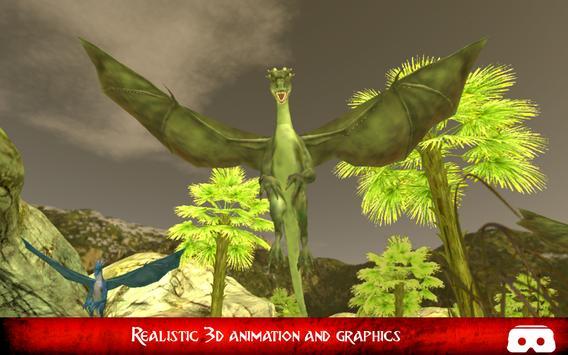 VR Safari Dragon Hunting Challenge Park apk screenshot