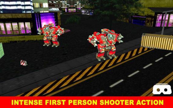 Legacy Robots Survival Gun War screenshot 1