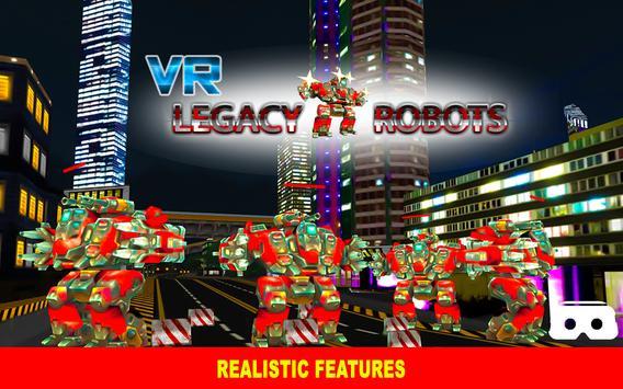 Legacy Robots Survival Gun War screenshot 5