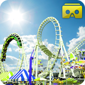 Simulation VR:Roller Coaster icon