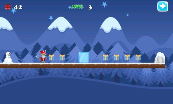 Christmas Santa Run apk screenshot