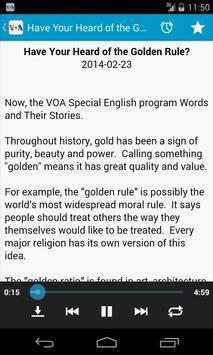 VOA Learning English screenshot 3