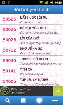 Karaoke Vietnam screenshot 4