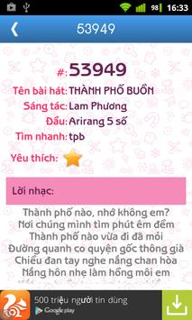 Karaoke Vietnam screenshot 5