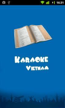 Karaoke Vietnam poster