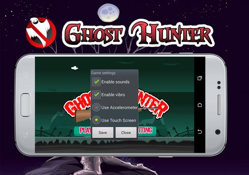 Ghost Hunter apk screenshot
