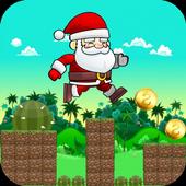 Happy Santa: Run Adventure 2017 icon
