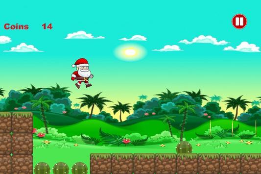 Happy Santa: Run Adventure 2017 screenshot 5