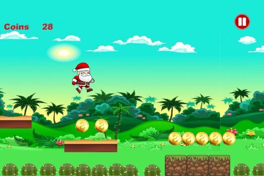 Happy Santa: Run Adventure 2017 poster