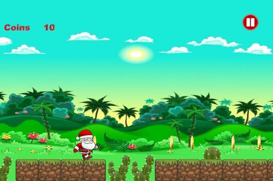 Happy Santa: Run Adventure 2017 screenshot 2