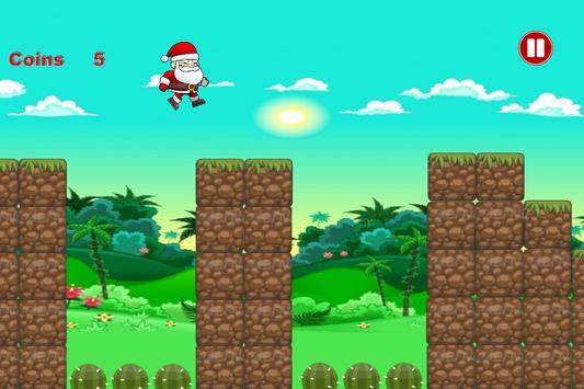 Happy Santa: Run Adventure 2017 screenshot 3