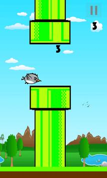 Return Floppy Flying Fappy Bird 2 apk screenshot