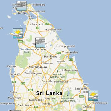 Sri lanka weather apk download free weather app for android sri lanka weather poster gumiabroncs Gallery