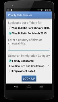 Priority Date Checker for Android - APK Download