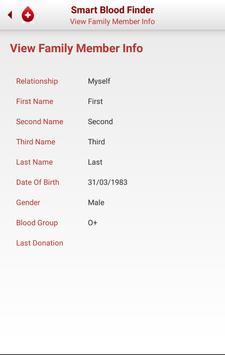 Smart Blood Donation screenshot 6