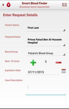 Smart Blood Donation screenshot 9