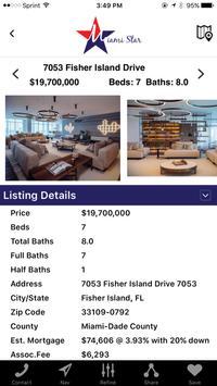 Miami Star Real Estate apk screenshot