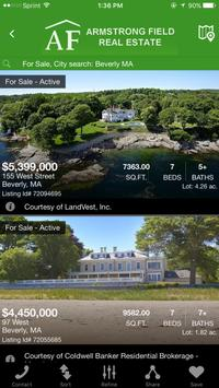 Armstrong Field Real Estate apk screenshot