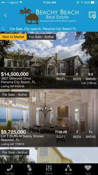 Beachy Beach Home Search screenshot 1