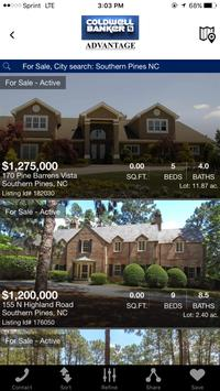 Moore County Homes for Sale screenshot 1
