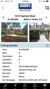 Moore County Homes for Sale screenshot 3