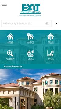 Exit Realty Private Client poster